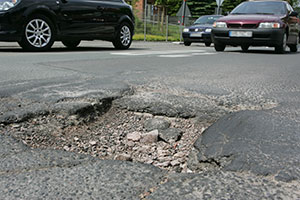 Are we in the Middle of a Pothole Epidemic?