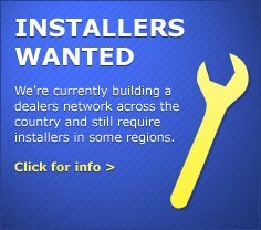Installers Wanted