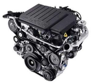 Jeep Diesel Engine